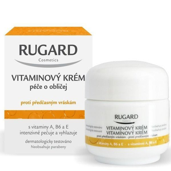 Rugard Vitamínový krém proti vráskam 100 ml