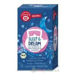 TEEKANNE ORGANICS BIO SLEEP & DREAM