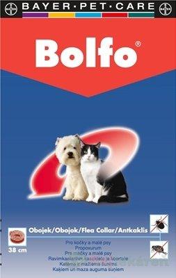 BOLFO obojok pre mačky a malých psov