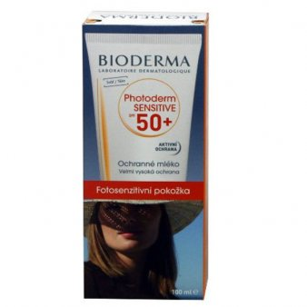 Bioderma Photoderm Sensitive SPF50+ 100ml
