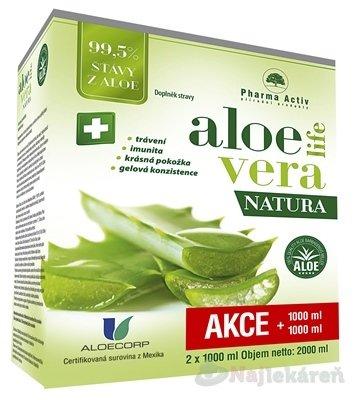 Pharma Activ AloeVeraLife NATURA