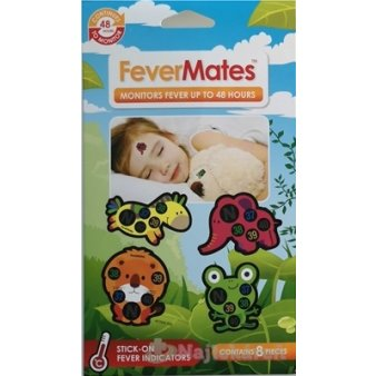 FeverMates monitors