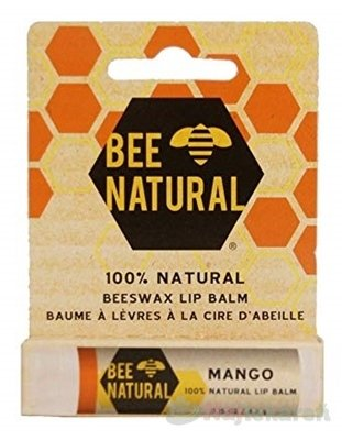 Bee Natural balzam na pery Mango 4,2 g