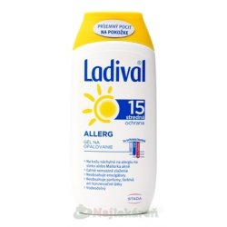 Ladival ALLERG SPF 15 gél 200ml