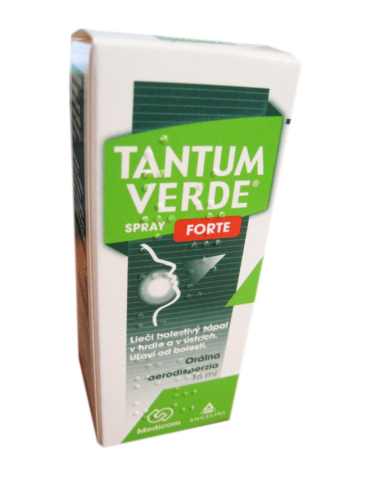 Tantum Verde spray forte 15 ml