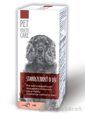 Farmacia Pet Health Care Péče o uši 100 ml