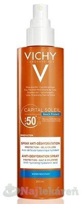 VICHY CAPITAL SOLEIL Beach Protect Spray SPF 50+ 200ml