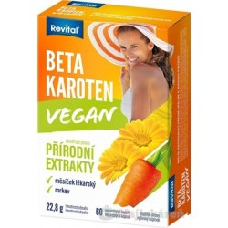 Revital BETA KAROTEN VEGAN