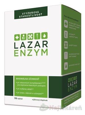 Lazar Enzym 75 tabliet