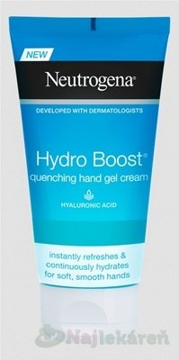 Neutrogena Hydro Boost Body krém na ruky 75 ml