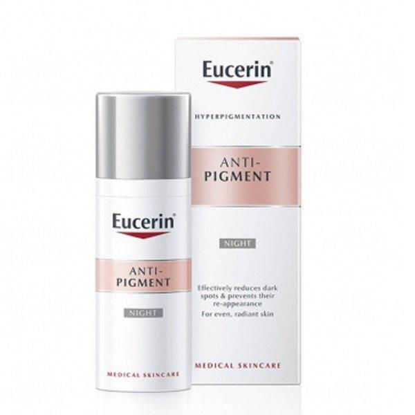 Eucerin ANTIPIGMENT nočný krém - Eucerin AntiPigment noční krém 50 ml