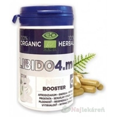 LIBIDO4.me MEN Booster