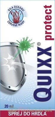 QUIXX protect 1,2 mg/ml sprej do hrdla