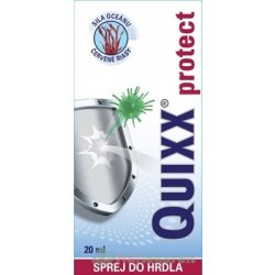 QUIXX protect 1,2 mg/ml sprej do hrdla