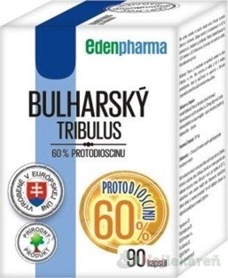 EDENPharma Bulharský TRIBULUS - EdenPharma Bulharský Tribulus 90 kapsúl