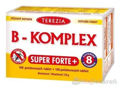 TEREZIA B-KOMPLEX SUPER FORTE+