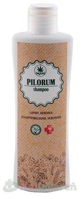 PILORUM šampón - Bigbio Pilorum konopný šampón na lupiny 200 ml