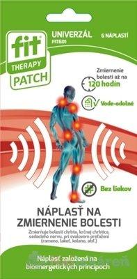 Fit Therapy Patch náplasť 6 ks