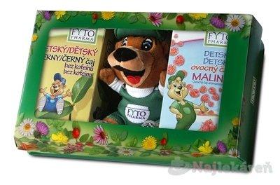 FYTO Detská darčeková kazeta s hračkou