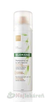 Klorane suchý šampón na vlasy 150ml