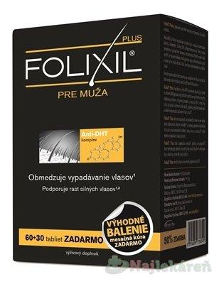 FOLIXIL Plus pre muža 90ks