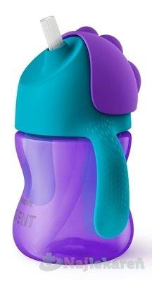 AVENT HRNČEK zatvárací so slamkou 200 ml (0% BPA)