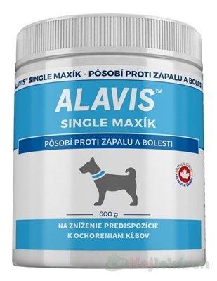 ALAVIS SINGLE MAXÍK proti zápalu a bolesti 600 g