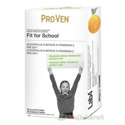 PRO-VEN Fit for School