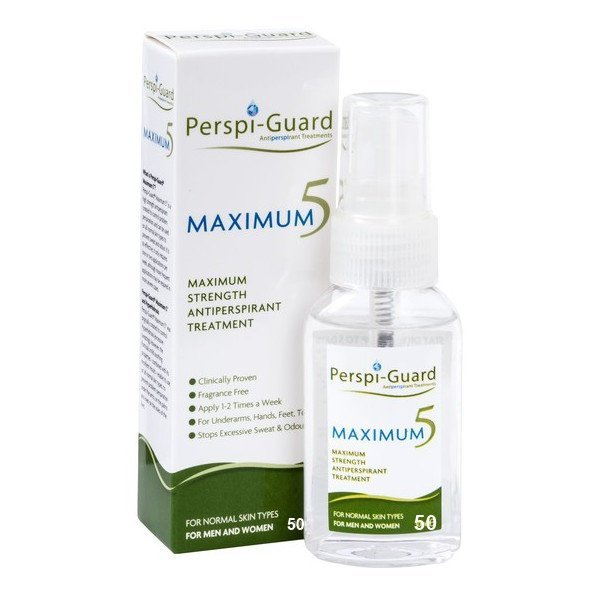 Perspi-Guard Maximum 5 deospray 50 ml