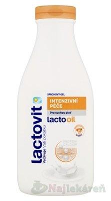 Lactovit Lactooil sprchový gel 500 ml