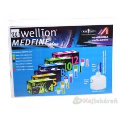Wellion MEDFINE plus Penneedles 10 mm