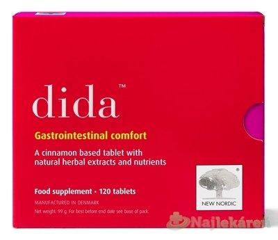 New Nordic Dida 120 tabliet
