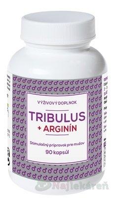 NATURVITA TRIBULUS + ARGINÍN - Naturvita Tribulus + Arginin 90 kapsúl