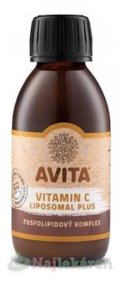 AVITA VITAMIN C LIPOSOMAL Plus