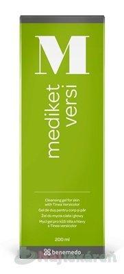 Mediket Versi sprchový gél 200 ml