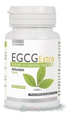 NástrojeZdravia EGCG Extra - NástrojeZdravia EGCG Extra kapsúl Extrakt zo zeleného čaju 400 mg 60 ks