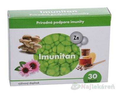 Imunitan - Mediciman Imunitan 30 kapsúl