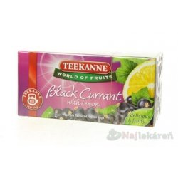 TEEKANNE WOF BLACK CURRANT