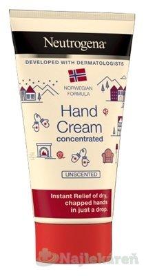 NEUTROGENA NR Krém na ruky neparfumovaný 75ml - Neutrogena krém na ruce neparfemovaný 75 ml
