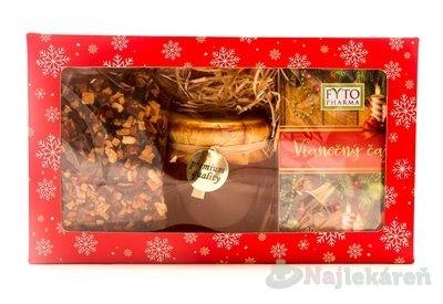 FYTO Darčeková kazeta Vianoce - FYTO Darč. kazeta Vianočný čaj sypaný 100 g