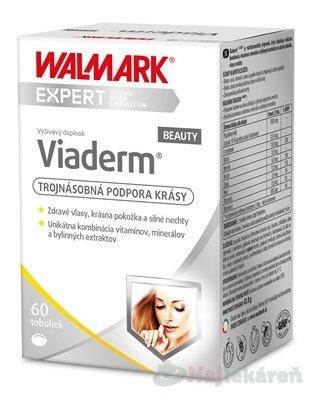 WALMARK VIADERM Beauty - Walmark Viaderm Beauty 60 tabliet