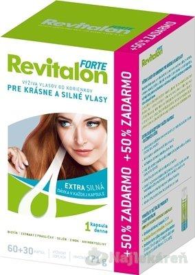 VITAR Revitalon FORTE - Vitar Revitalon FORTE kapsule 60+30 zdarma