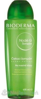 BIODERMA Nodé G - Bioderma Nodé G šampón pre mastné vlasy (Purifying shampoo) 400 ml