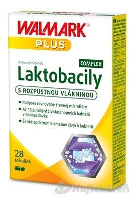 WALMARK Laktobacily COMPLEX - Walmark Laktobacily Comlex 28 toboliek