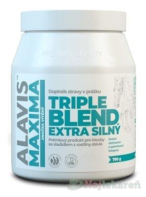 ALAVIS MAXIMA TRIPLE BLEND EXTRA SILNÝ 700 g - Alavis Maxima Triple Blend Extra Silný 700 g