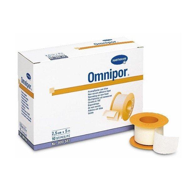 Omnipor 2,5 cm x 5 m