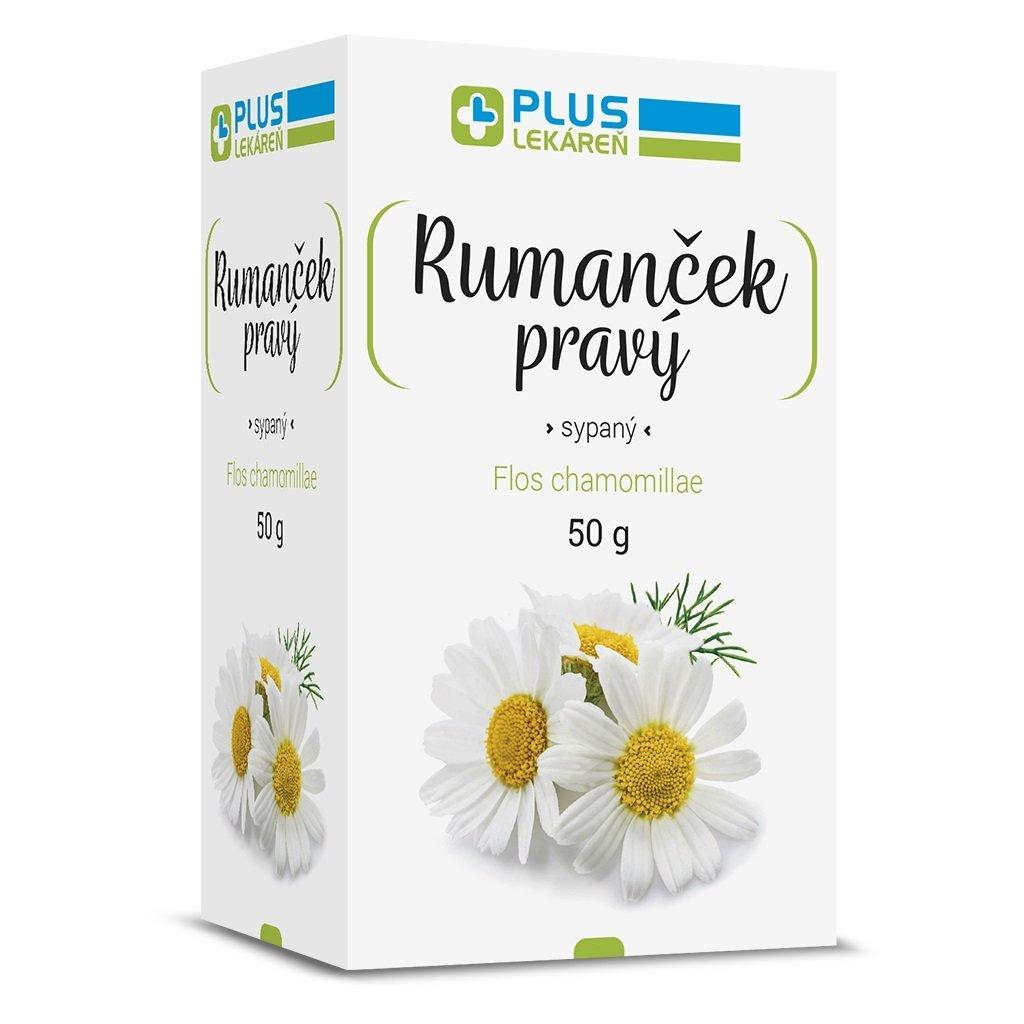 PLUS LEKÁREŇ Rumanček pravý, 50 g