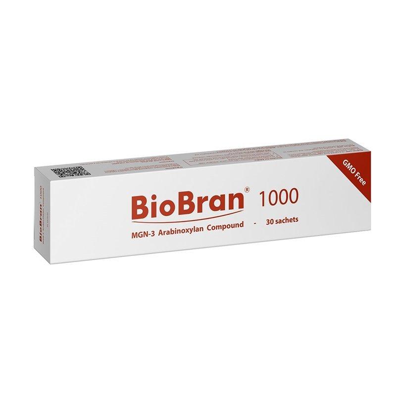 BioBran - podpora imunity,1000 mg 30 sáčkov