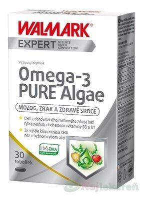 WALMARK Omega-3 PURE Algae - Walmark Omega 3 PURE Algae 30 ks kapsúl