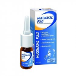 MUCONASAL PLUS NA UPCHATÝ NOS, 10 ML